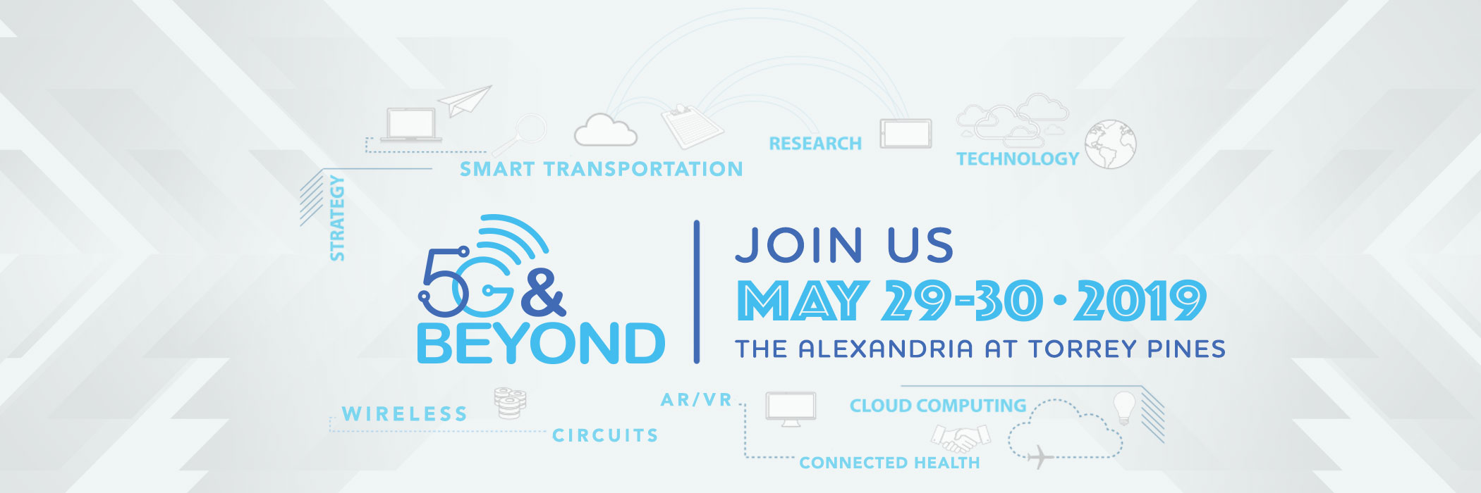 Join us at 5G & Beyond